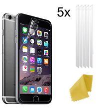 5 X De Plástico Transparente Film Protector de Pantalla LCD Protector de pantalla para el nuevo Apple iPhone 7 Plus