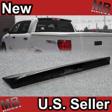 KBD 94-04 Chevy S10 Pickup Rear Roof Window Visor Spoiler PU Black Stick-On