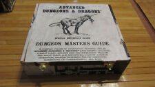 Dungeon Masters Guide Advanced Dungeons and Dragons AD&D dice storage box fidget