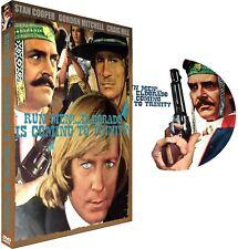 RUN MEN!...ELDORADO IS COMING TO TRINITY DVD Stelvio Rosi Spaghetti Western!!