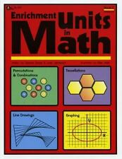 Enrichment Units in Math Bk. 2 by Judy Leimbach and Dianne Draze (2005,...