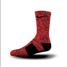 Custom Nike Elite Socks All Sizes ROSE CITY