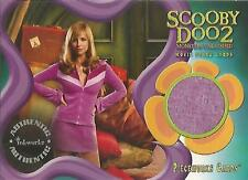 "Scooby Doo 2 Monsters Unleashed PW-9 ""Daphne's Jacket"" Pieceworks Costume Card"