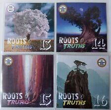 'Roots & Truths' Volumes 13-16 JUMBO pack Roots Revival Reggae Collection (4CDs)