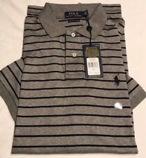 Polo Ralph Lauren Interlock Polo Shirt Cotton Soft Touch NWT Mens Sizes M L XL