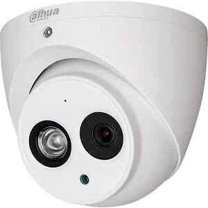 Dahua 6MP - 2.8mm Focus IP Camera - POE with Audio Mic - Brand new