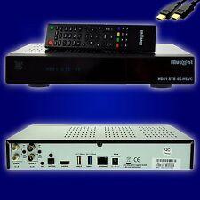 Mut@nt Mutant ultra hd hd51 4k e2 receptor 1x dvb-c/t2 + 1x dvb-s2 + WLAN + HDMI