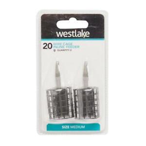 New Westlake 20Gm Inline Cage Feeder