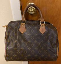 Authentic Louis Vuitton Speedy 30 Monogram