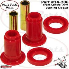 PROTHANE 14-206 Front Lower Control Arm Bushing Kit for 84-89 Nissan 300ZX
