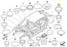 BMW 3 serie E90 E91 E92 F30 F31 Enchufe Ciego D = 35 mm 07147140849