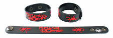 MY CHEMICAL ROMANCE  Rubber Bracelet Wristband Free Shipping Danger Days aa157