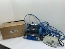 New ListingDolphin Nautilus robotic pool cleaner by Maytronics