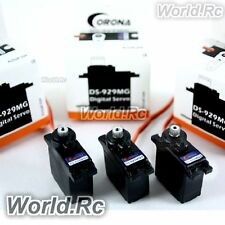 3 pcs corona digital servo metal gear for Trex t-rex helicopter 250 450 DS929MG