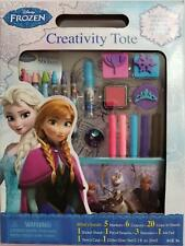 Bendon Disney Frozen Take-Along Stationary Creativity Tote