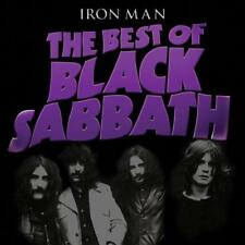 Black Sabbath - Iron Man: The Best Of... (NEW CD)