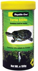 Reptile One Turtle Sticks 100g