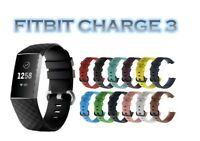 Fitbit Charge 3 Replacement Wrist Bands Smart Watch Bracelet Bands
