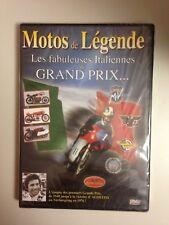 DVD MOTOS DE LEGENDE / GUZZI - AGUSTA - BENELLI - DUCATI // SOUS BLISTER