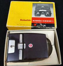 Kodak 3D Kodaslide 1 Stereo SLIDE Viewer Realist Format - Vintage 1950'S #2