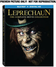 Leprechaun: The Complete Movie Collection [New Blu-ray] Boxed Set, Digitally M