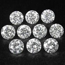 VS-SI 20pcs ~ 1.7mm ~ Full Cut Brillint Round ~ G- White Natural Loose Diamonds