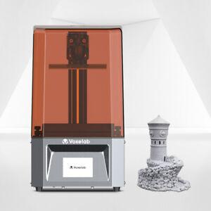 "Voxelab Proxima 3D Printers 6"" LCD Screen UV Photocuring Resin High Precision"