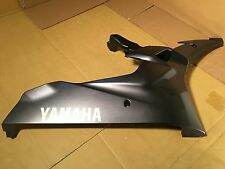 USED Yamaha 06-07 R6 (YZF-R6) Black Right Side Under Cover Panel Assembly 2