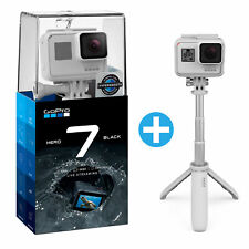 GoPro HERO7 Black LIMITED EDITION dusk white Shorty Bundle