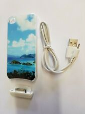 Apple iPhone 4 Interactive Lighted Color LED Case Cover 4S Light Cases Span On
