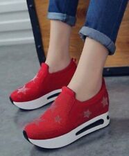Star Korean Shoes Red (Size 36)