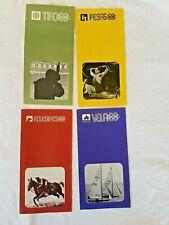 Olympic Memorabilia Generous Beijing 2008 Olympics Official Souvenir Keyrings Sports Memorabilia Boxed