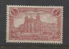 1902 Germany 1 Mark Post Office, Berlin  issue no watermark mint*, $ 432.00