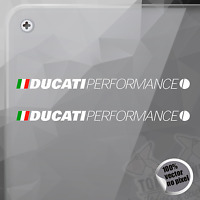PEGATINA DUCATI PERFORMANCE MONSTER MULTISTRADA DECAL VINYL STICKER AUTOCOLLANT