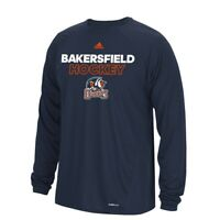 Bakersfield Condors AHL Adidas Men's Authentic Ice Navy Blue T-Shirt