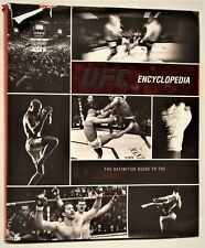UFC Encyclopedia by DK Books (2011, Hardcover)