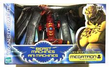 Transformers Beast Machines Megatron Brand New Unopened Rare