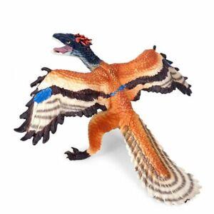 Dinosaur Carnotaurus Pterosaur Doll Figures Toys Archaeopteryx Model GB