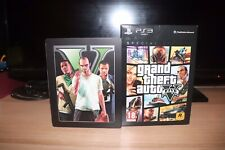 Grand Theft Auto V Special Edition Steelbook Limited Edition GTA 5 Sony PS3