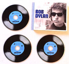 BOB DYLAN - THE REAL ... THE ULTIMATE COLLECTION COFFRET 3 CD / COLUMBIA