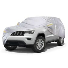 Full Car Cover Waterproof Outdoor Suv Storage For Jeep Grand Cherokee 2006 2021 Fits Jeep