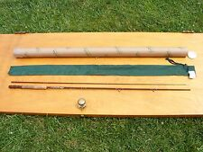 Vintage Fenwick  FF 806 Fly Rod 1970's Fiberglass 8' Two Piece 6 wt. Late 1970's