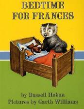 Bedtime for Frances Trophy Picture Books Paperback