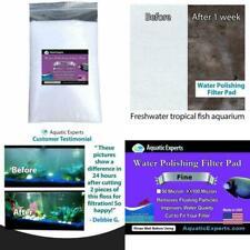 100 Micron Superior Polishing Pad For Fish Tank Aquarium Fresh Water  Saltwater