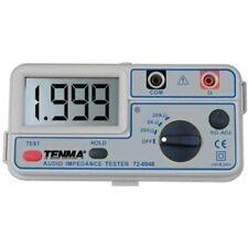 Tenma 72-6948 Audio Impedance Meter Multi Testers Industrial &amp Scientific
