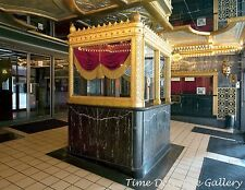 Alabama Theater Ticket Box, Birmingham, Alabama - Giclee Photo Print