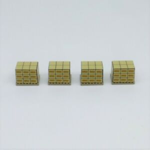 Oxford Diecast OO Gauge Pallet Load Spratts Dog Cakes (76ACC003) - Brand New