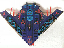 G2 vintage Dreadwing Smokescreen complete lot part ATB Decepticon triple changer