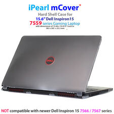 "NEW iPearl mCover Hard Case for 15.6"" Dell Inspiron 15 7559 series Gaming laptop"