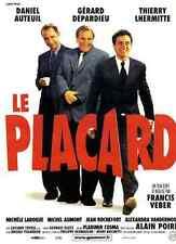 Bande annonce film cinéma 35mm LE PLACARD 2001 Veber Auteuil Depardieu Lhermitte